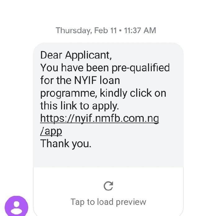 nyif verification email