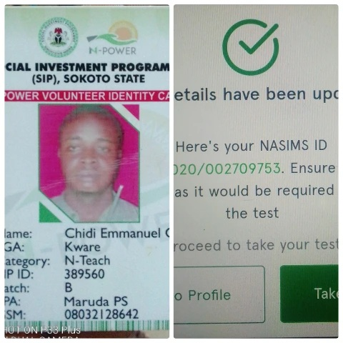 Difference Between Nasims ID and Npower ID » Voice of Nigeria