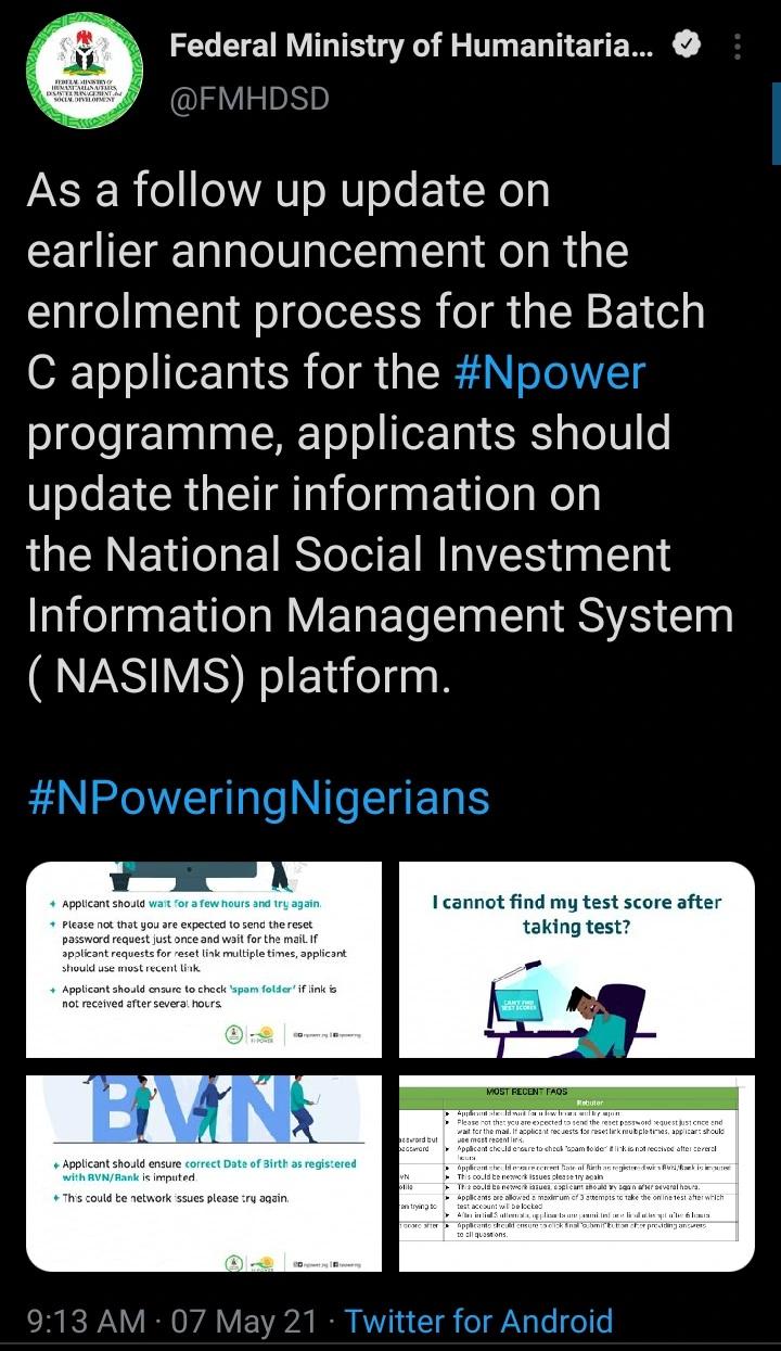 npower nigerians