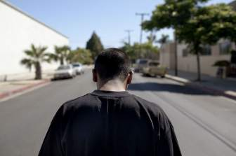This Santa Barbara teenager was placed in deportation proceedings in 2012 after being referred to immigration authorities while in Santa Barbara County's juvenile hall. (Photo credit: Garrett Combs)