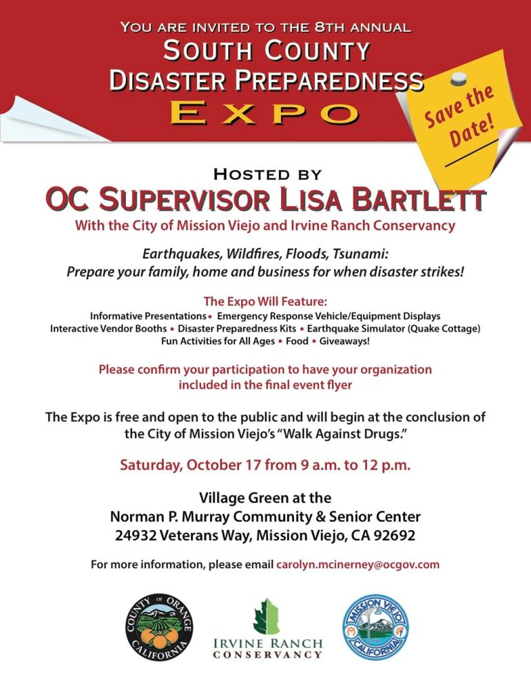 2015 SCDP Expo Flyer