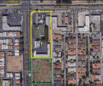 The 3.6 acre property is adjacent to another owned by the Housing Authority. The Zelman development will be built on the northeast corner of Beach and Lincoln.