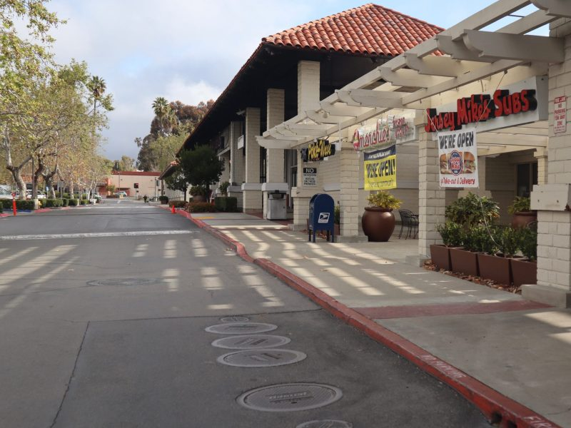 Mission Viejo Shopping Center
