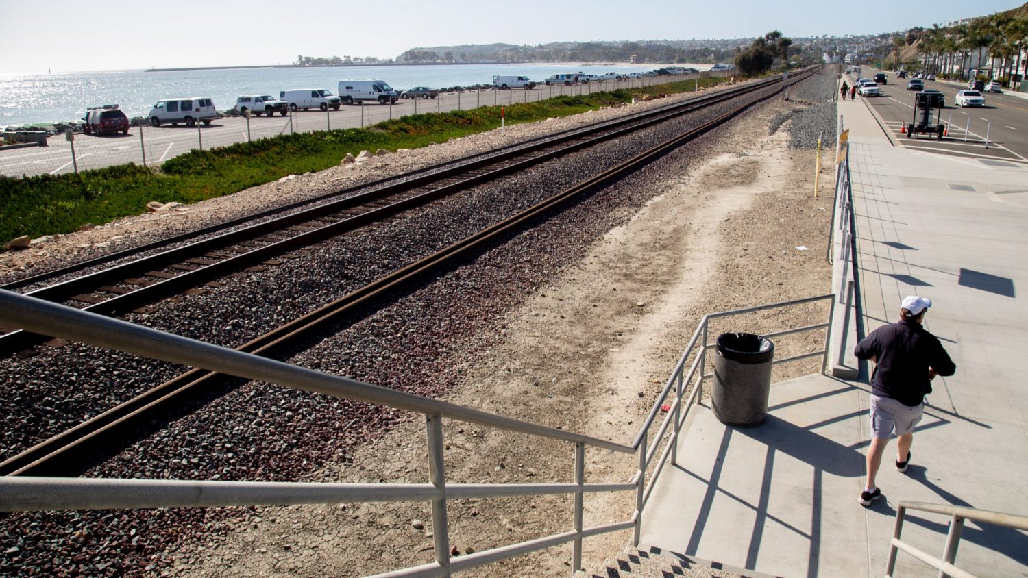 Proposed Rail Project Along Eroding South OC Coastline Comes Under the Microscope