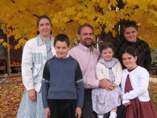 Jon Zehr Family