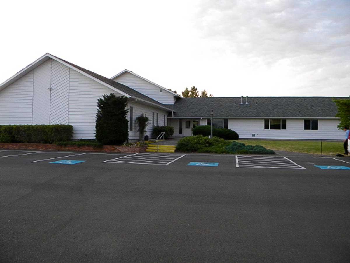 Brownsville Mennonite Church, our 3rd program