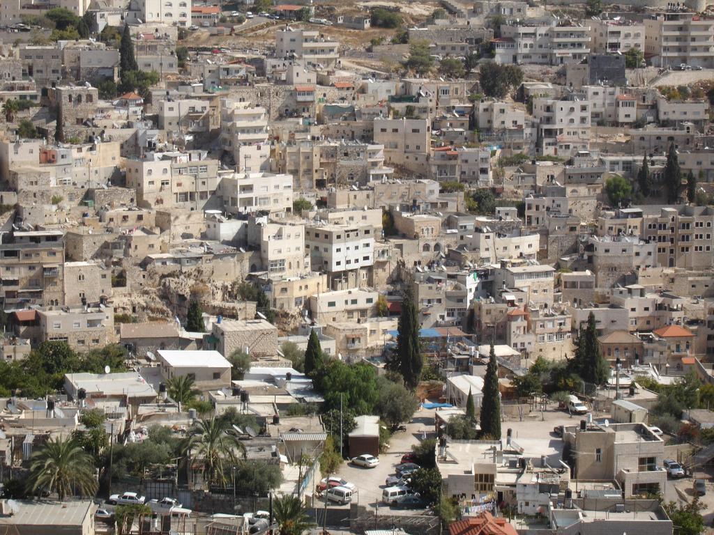 Arab Villages in Judea and Samaria