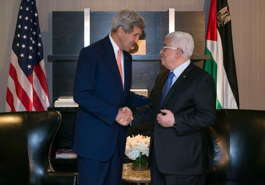 Kerry kneecaps Israel