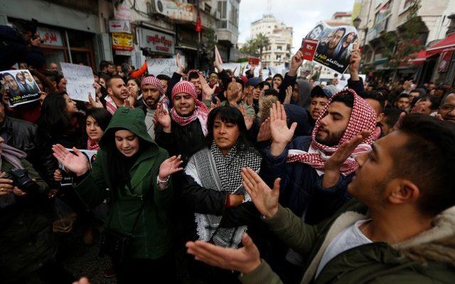 Palestinians upset over Abbas Security arrangements