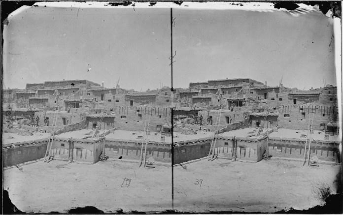 Another view of the Zuni Pueblo