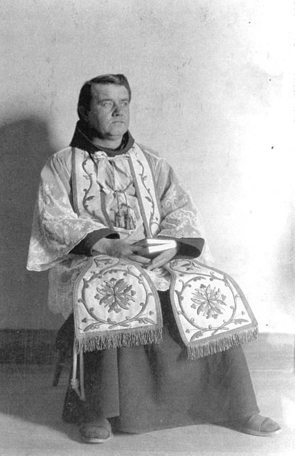 Fr. Leopold Ostermann.