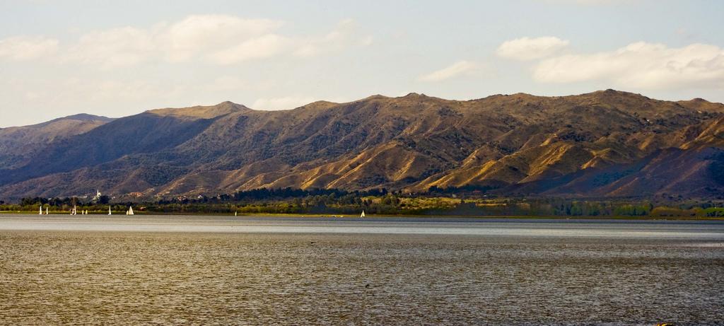 Mountains near Cordoba, Argentina.