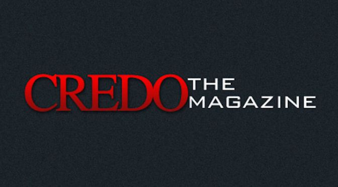 January '14 Issue of Credo Magazine