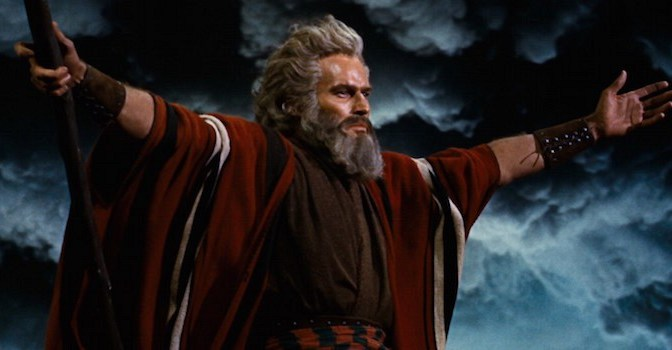 The Tragedy of Moses
