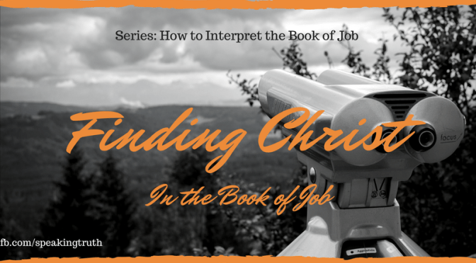 Finding Christ in Job
