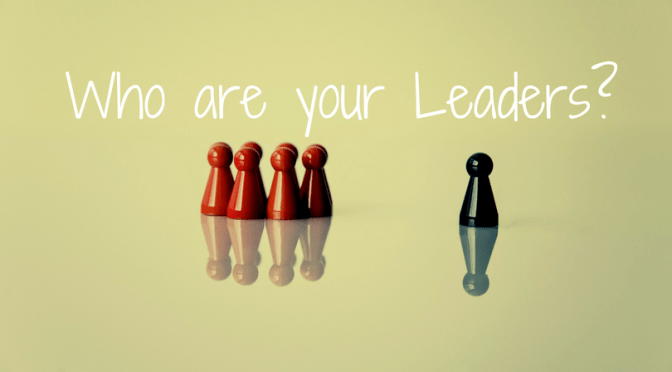 Who are your Leaders