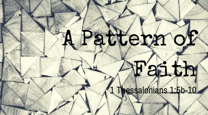 A Pattern of Faith