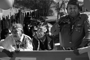 """Navajo Code Talkers"" James Singer"