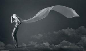 Solitude By Angelina Goncharova