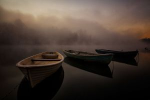 Three Boats By: Roberto Albergoni