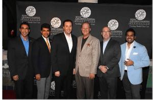 Jesus Salas, Dr. Kini, John Agnetti, Ricky Patel