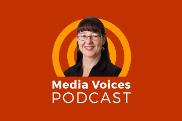 Corinne Podger on mobile journalism and digital storytelling