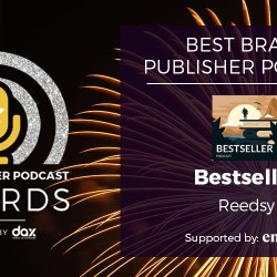 Lessons from award-winning podcasts: Bestseller Podcast's Casimir Stone