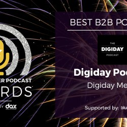 Lessons from award-winning podcasts: Digiday Podcast's Brian Morrisey