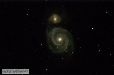 M51 by Korey Haynes