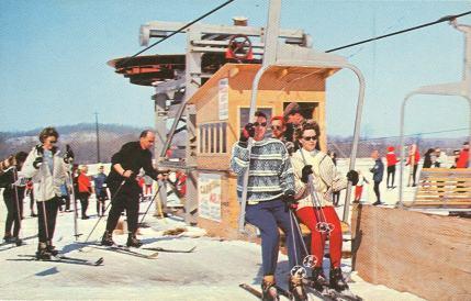 Valley High Ski Resort, Ohio (2)