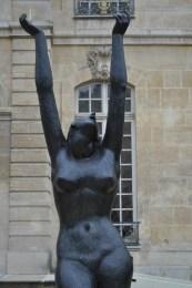 Joy, Abandon, Freedom, Equality and Beauty, Rodin Museum, France
