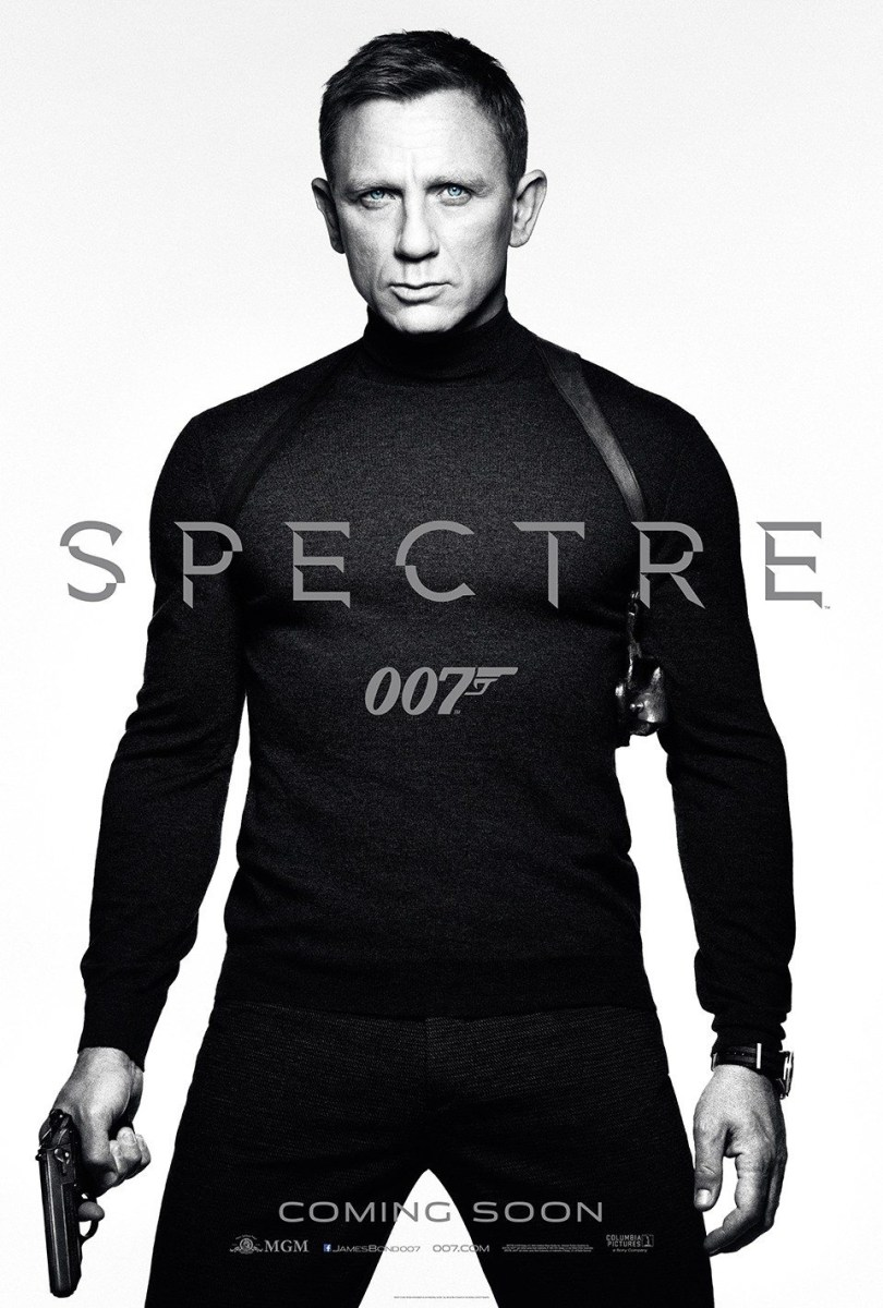 Spectre  The Next James Bond Trailer