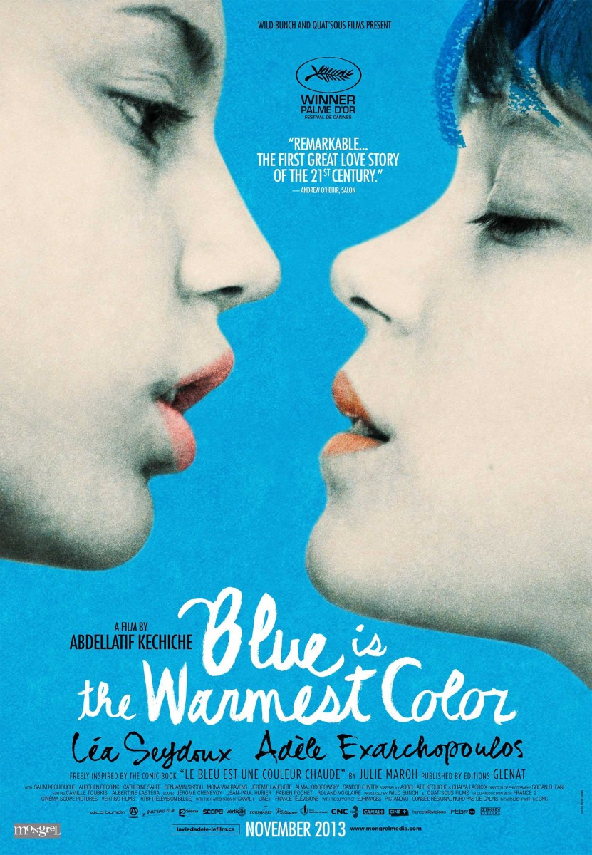 Blue Is the Warmest Color Red Band Trailer