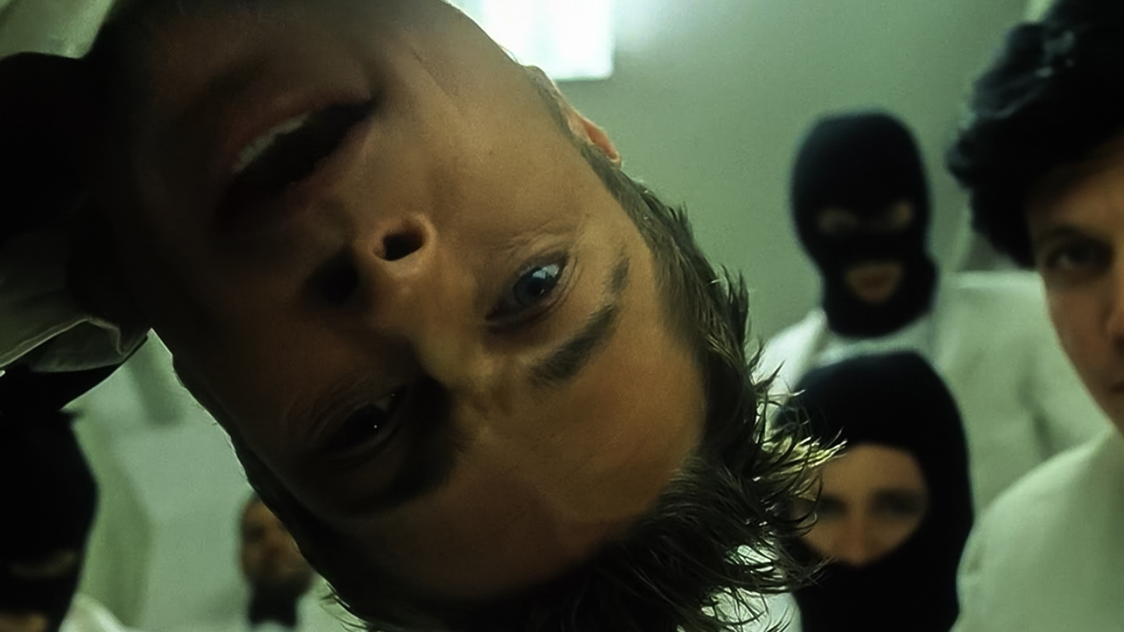 "David Fincher's ""Fight Club"", 1999 