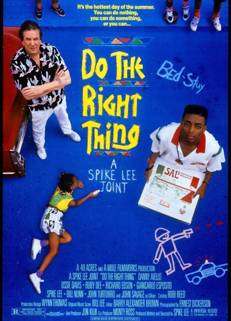 Spike Lee Do The Right Thing 1989 Cannes Film Festival Press Junket A Young Lee Takes No Prisoners