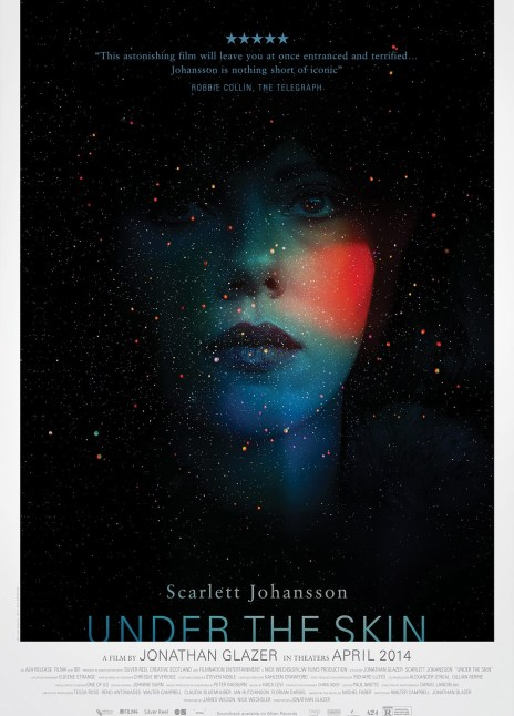 Scarlett Johansson Under the Skin Red Band Teaser & Trailer