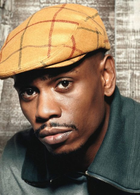 The Extraordinary Dave Chappelle