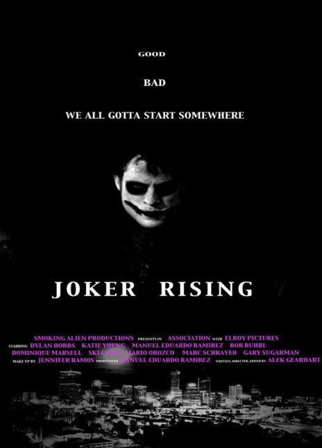 Smoking Aliens Joker Rising
