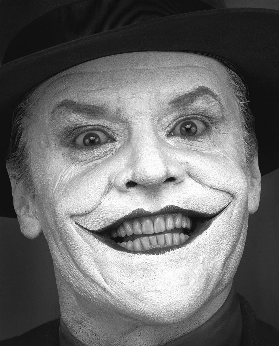 Jack Nicholson II, London 1988