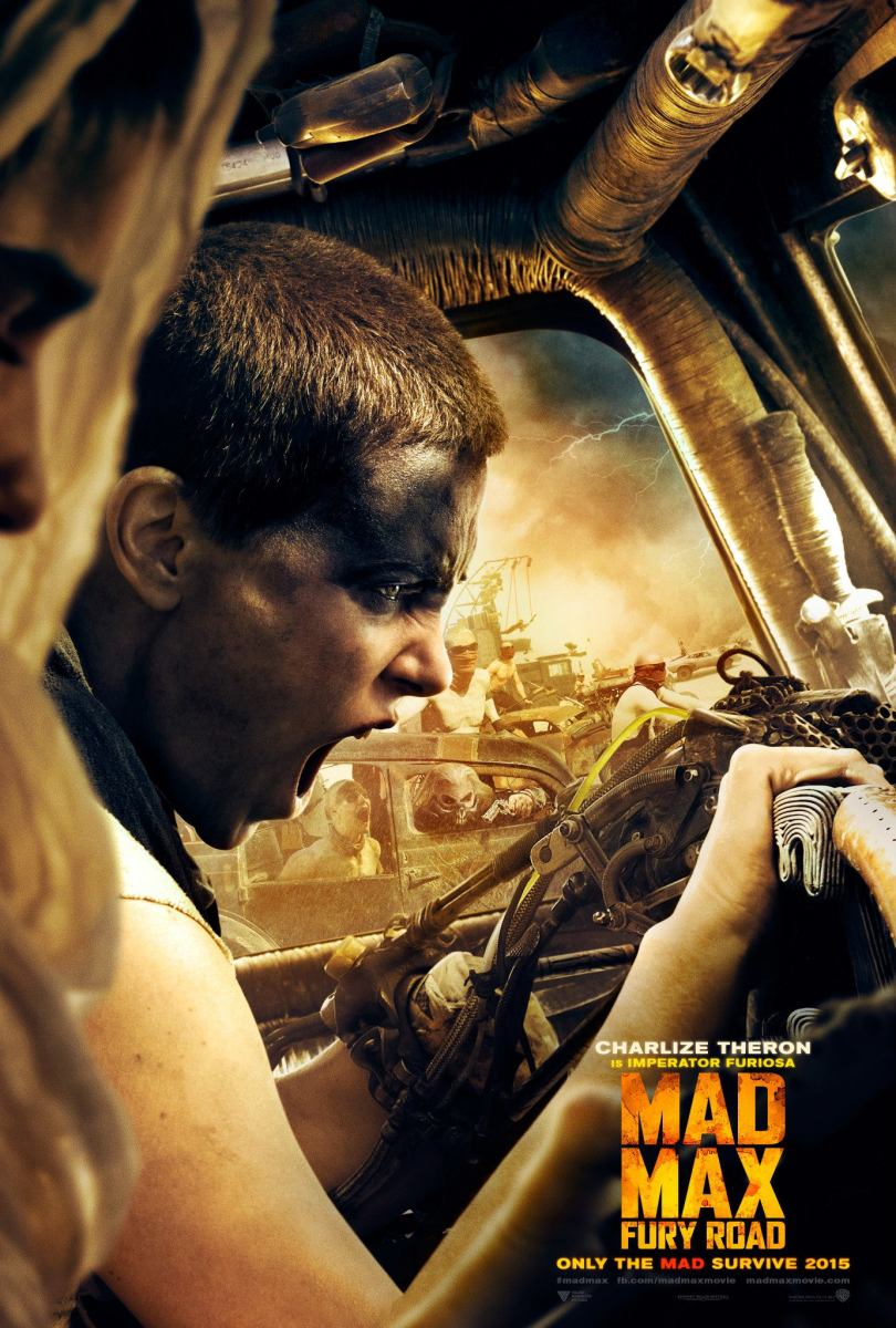 Mad Max Fury Road  One More Trailer What A Lovely Fucking Day