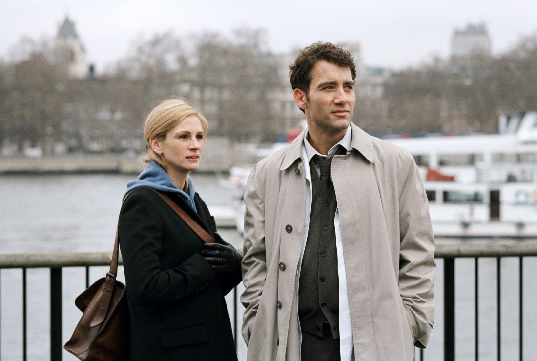 Julia Roberts & Clive Owen Closer