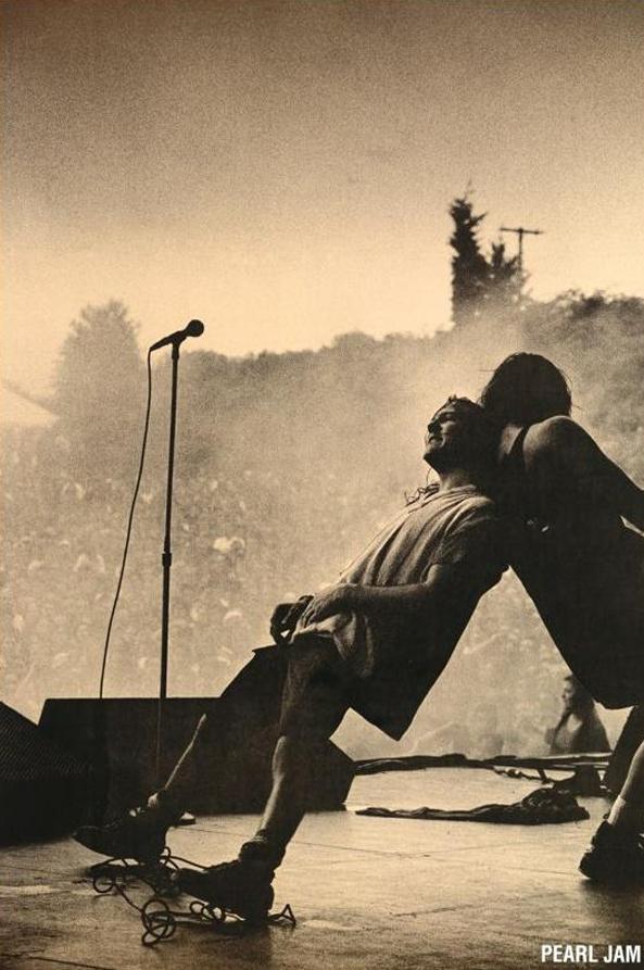 Pearl Jam MTV Unplugged & Pearl Jam Pinkpop