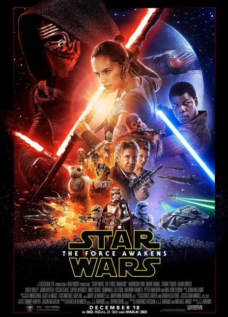 The Podcast • Chapter 9: Watching The Final Trailer For JJ Abrams Star Wars Episode 7: The Force Awakens