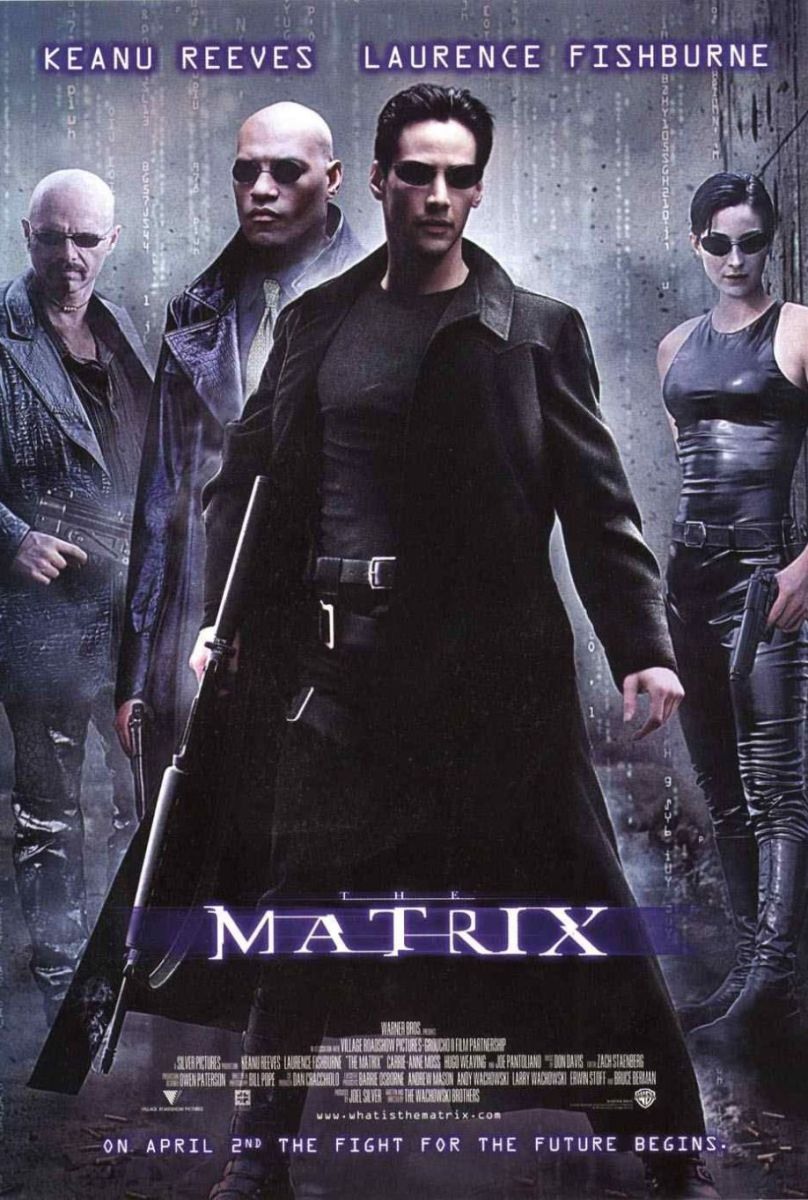 The Podcast • Chapter 3:  The Watchowski's 1999 Phenomenon The Matrix