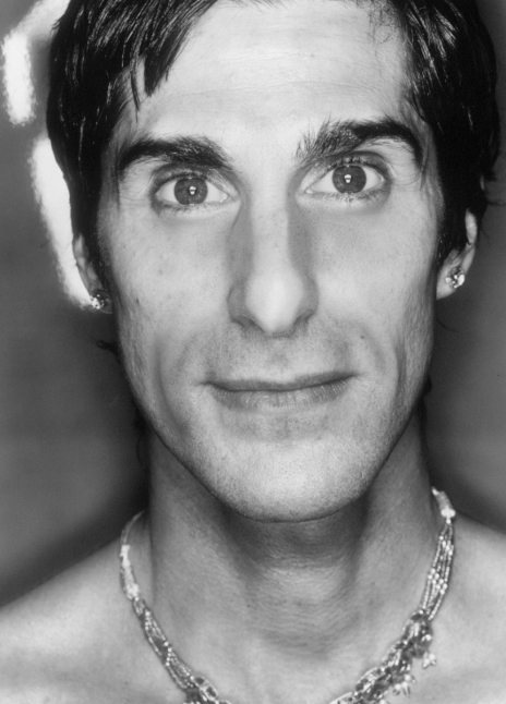 Perry Farrell Teaches An Audience Member Some Manners...