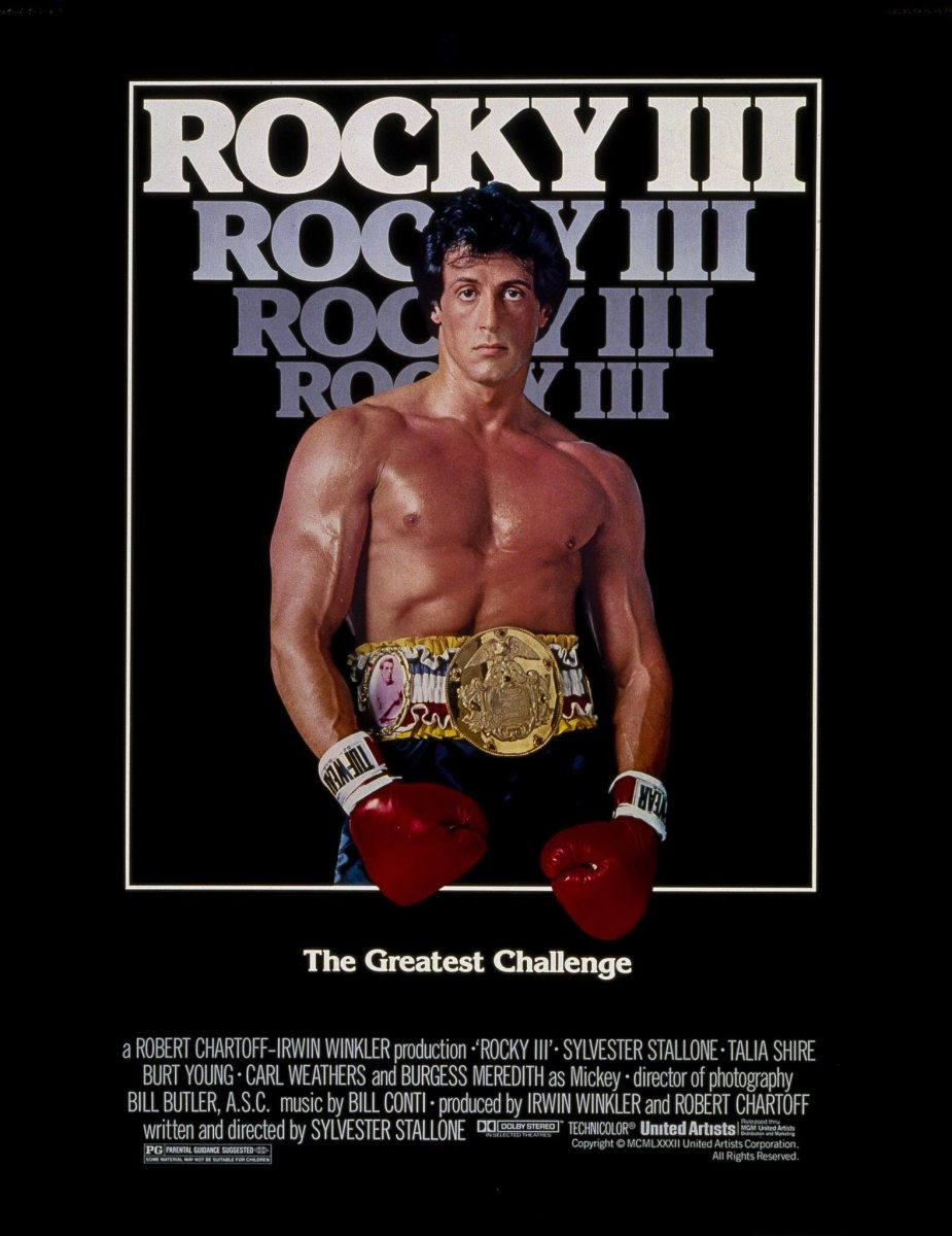 ROCKY II & ROCKY III High-Octane Gasoline Drenched American Cinema