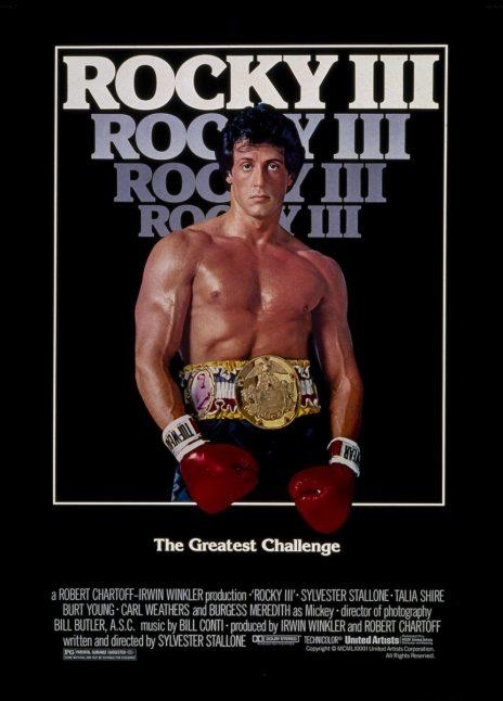 Rocky II & Rocky III High-Octane, Gasoline Drenched American Cinema