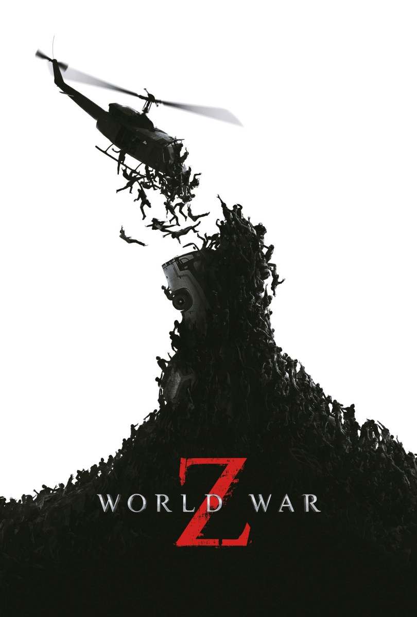 The First Voices Article: World War Z Brad Pitt Vs. The Craziest Fucking Zombies Hollywood Ever Created