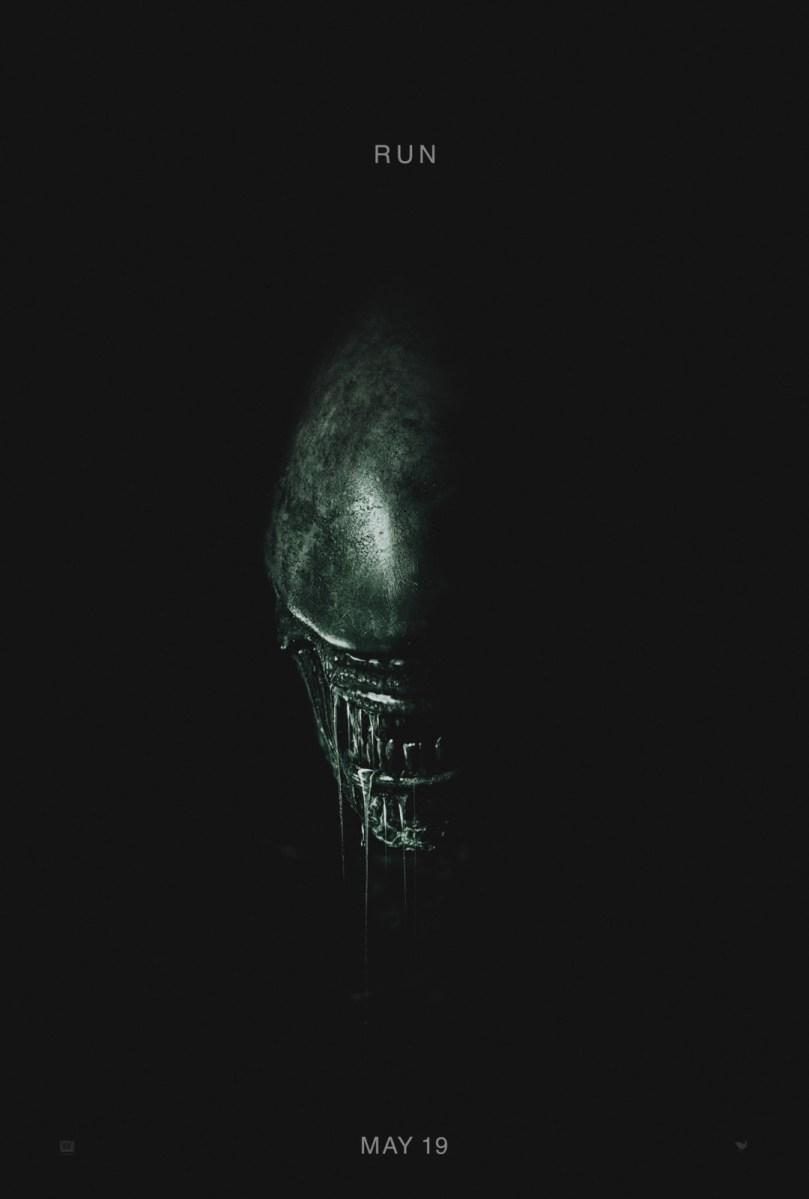 Ridley Scott Alien: Covenant Teasers, Trailers, TV Spots & Key-Art