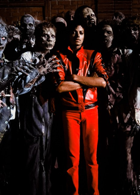 Michael Jackson Thriller Beat It & Billie Jean